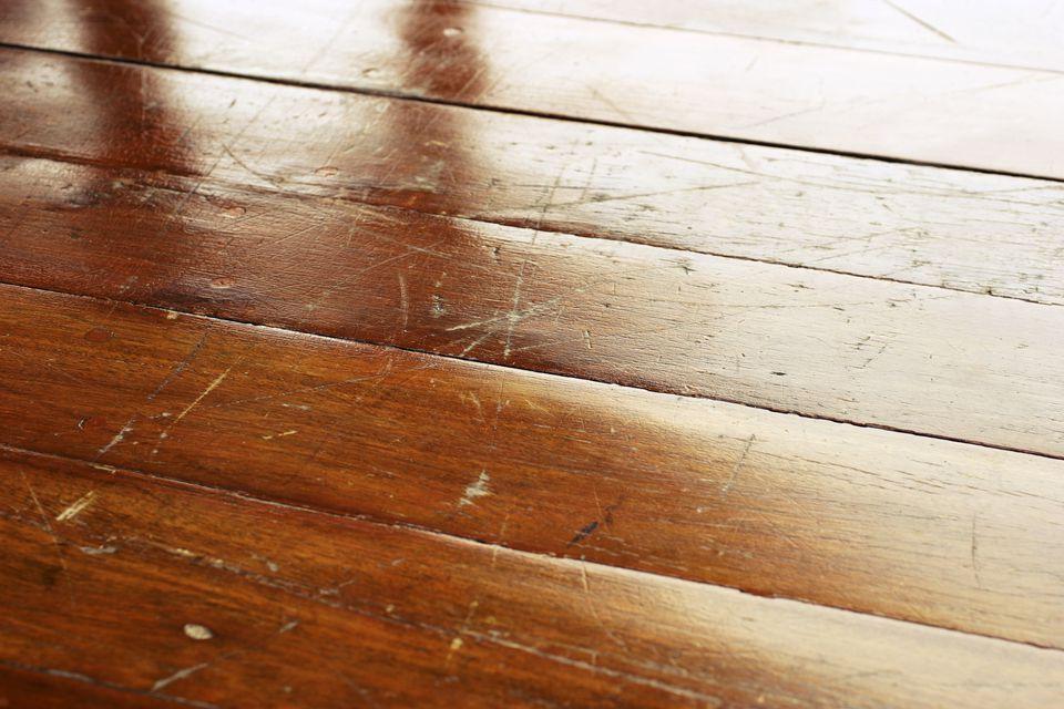 11 How to Repair Scratched Hardwood Floors