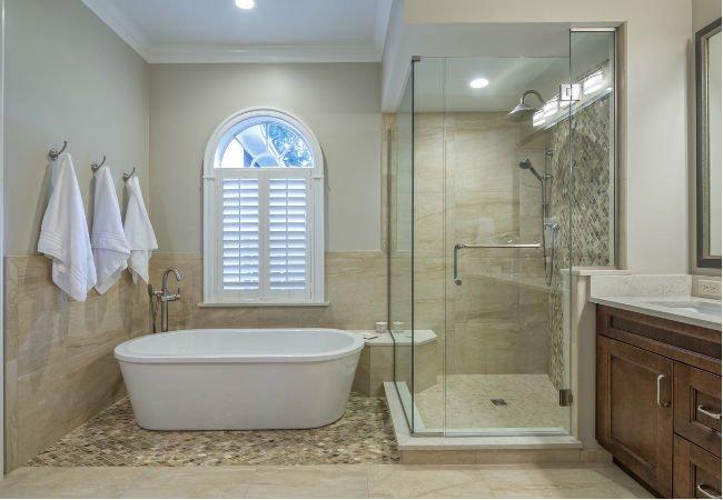 626 The Big Bathroom Remodeling Design Decision: Tub vs. Shower